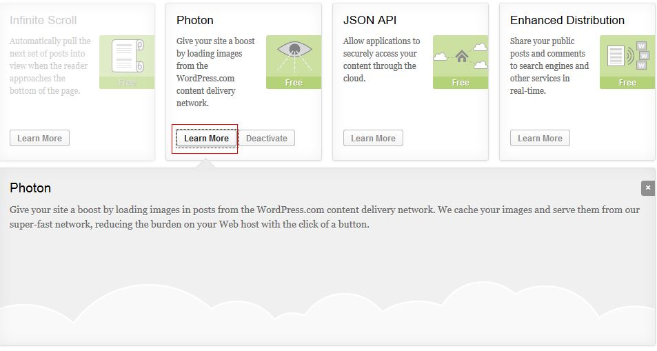 WordPress Photon CDN